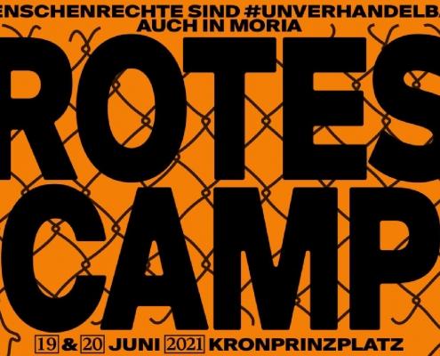 Protestcamp 19. bis 20. Juni 2021